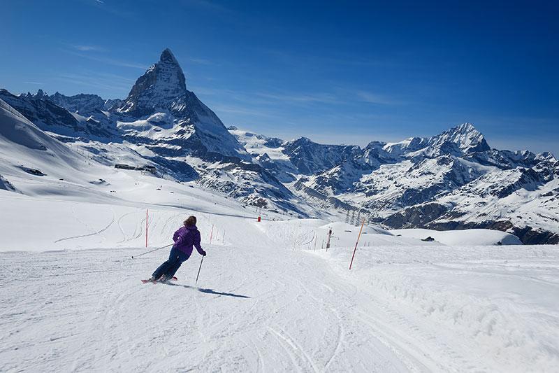 tienda esquí