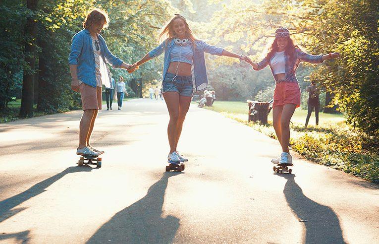 Terminología del skateboarding